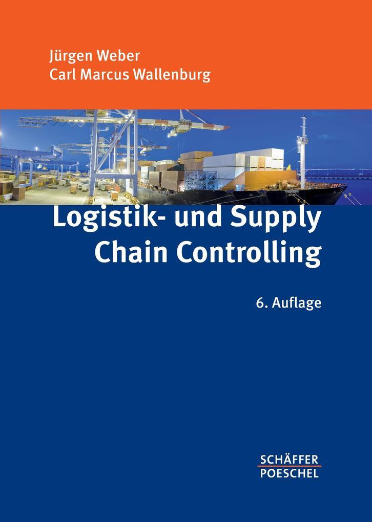 Logistik- und Supply-Chain-Controlling als Buch (gebunden)