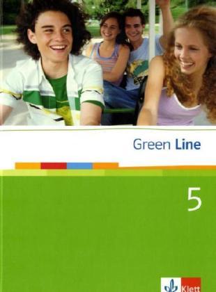 Green Line 5. Schülerbuch als Buch (kartoniert)