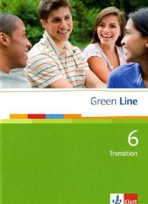 Green Line 6 Transition. Schülerbuch als Buch (kartoniert)