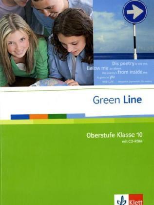 Green Line Oberstufe. Klasse 10. Schülerbuch mit CD-ROM als Buch (kartoniert)
