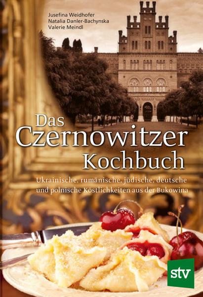 Das Czernowitzer Kochbuch als Buch (gebunden)