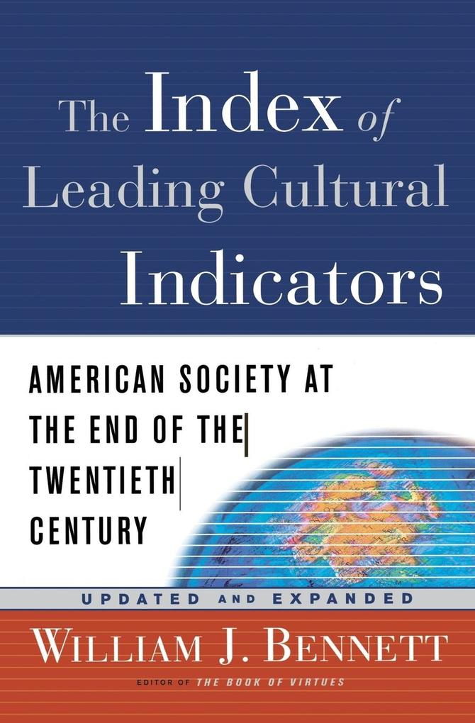 The Index of Leading Cultural Indicators als Taschenbuch