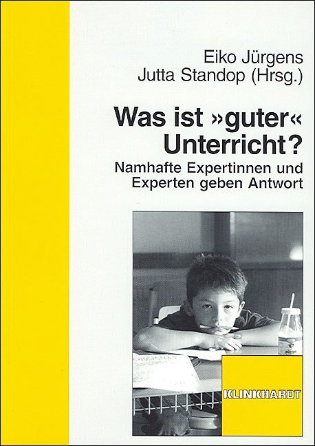 """Was ist """"guter"""" Unterricht? als Buch (kartoniert)"""