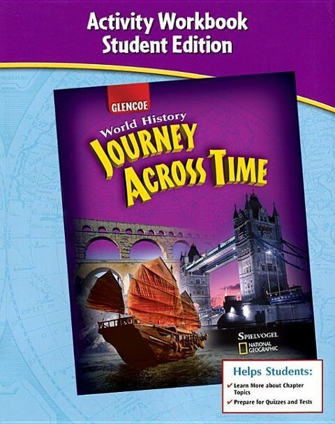 Journey Across Time, Early Ages, Activity Workbook, Student Edition als Taschenbuch