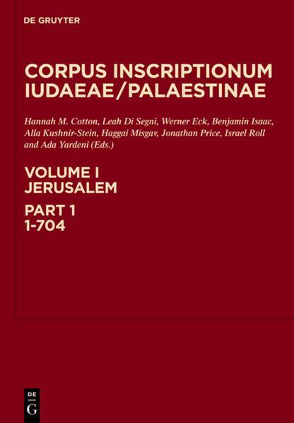 Jerusalem: 1-704 als Buch (gebunden)