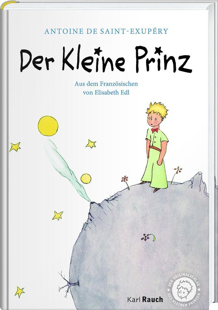 Der Kleine Prinz als Buch (gebunden)