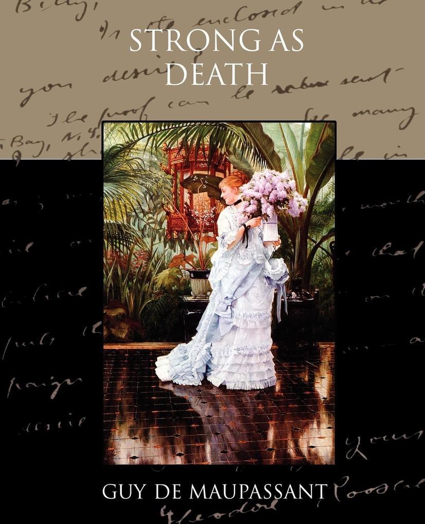 Strong as Death als Buch (kartoniert)