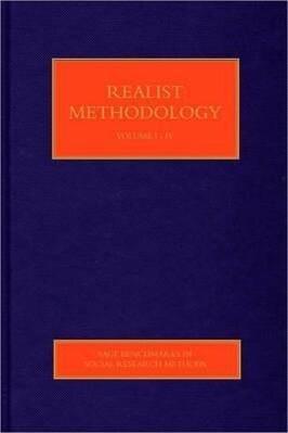 Realist Methodology als Buch (gebunden)