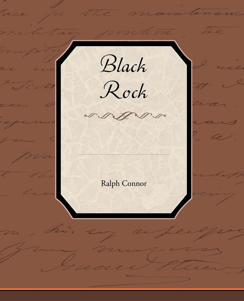 Black Rock als Taschenbuch