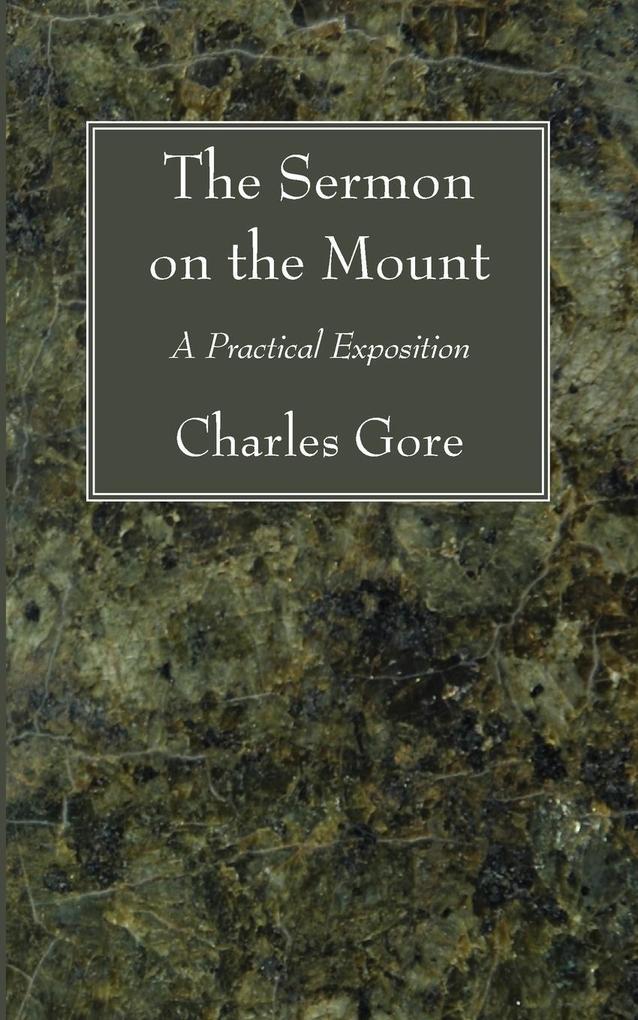 The Sermon on the Mount als Taschenbuch