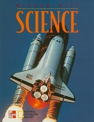 McGraw Hill Science ] Mhsci2000 Grade 6 Science Pupils Edition ] 2000 ] 1 als Taschenbuch