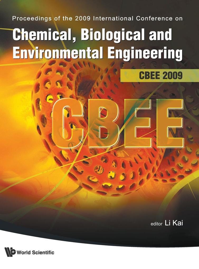 Chemical, Biological and Environmental Engineering als Buch (gebunden)