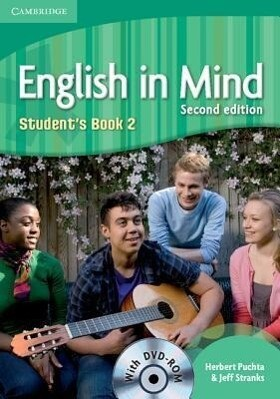 English in Mind Level 2 Student's Book with DVD-ROM [With DVD ROM] als Buch (kartoniert)