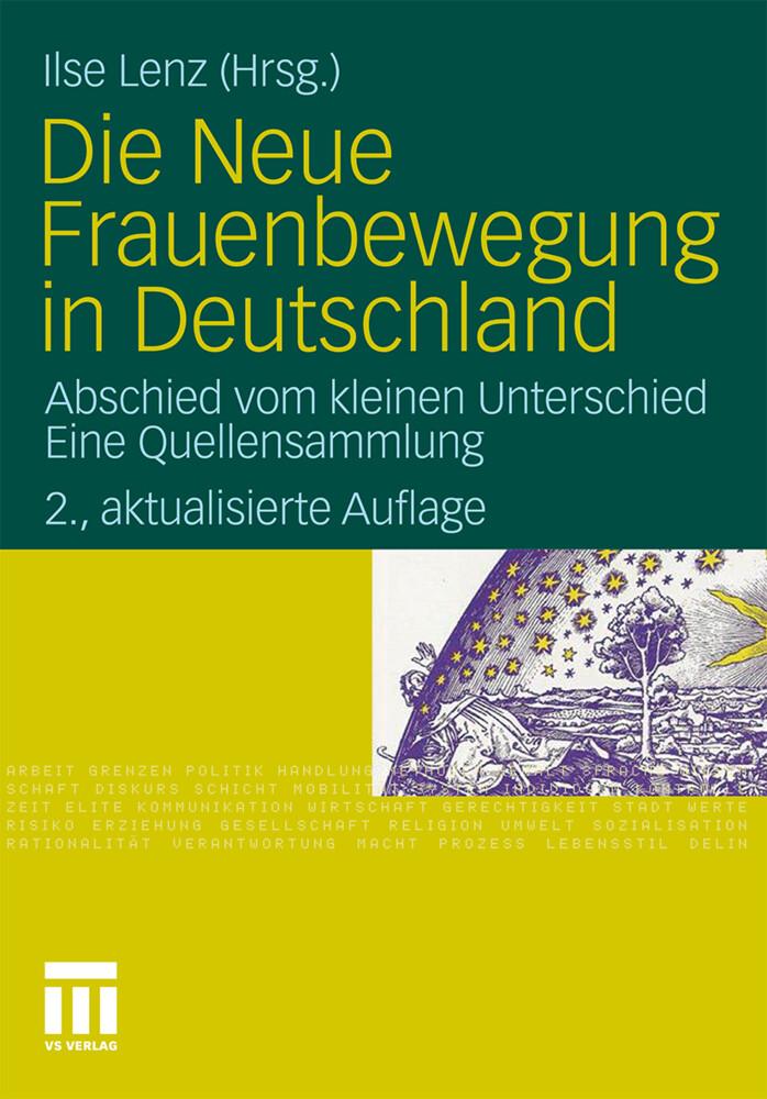 Die Neue Frauenbewegung in Deutschland als Buch (kartoniert)