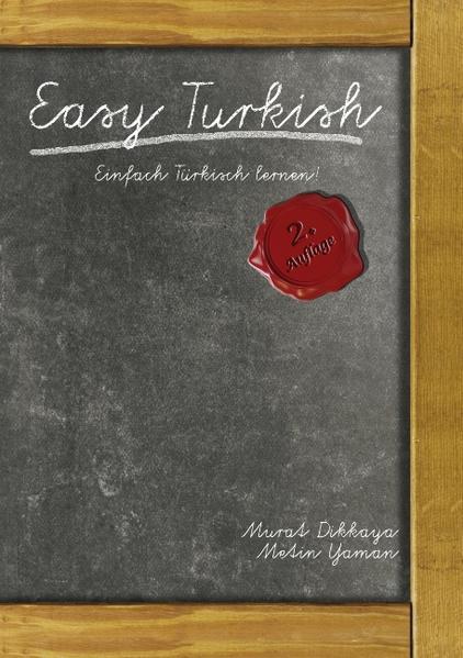 Easy Turkish als Buch (kartoniert)