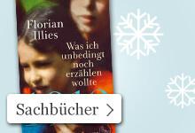 Geschenkideen für Sachbuch-Fans bei eBook.de