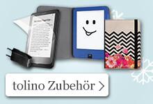 Weihnachten mit tolino bei eBook.de