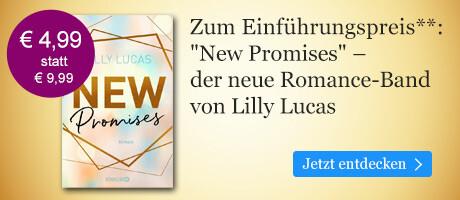 Zum Einführungspreis bei eBook.de: New Promises von Lilly Lucas