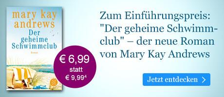 Zum Einführungspreis bei eBook.de: Der geheime Schwimmclub von Mary Kay Andrews