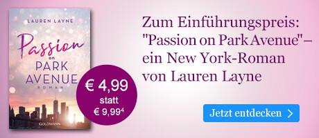Zum Einführungspreis bei eBook.de: Passion on Park Avenue von Lauren Layne