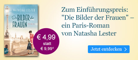 Zum Einführungspreis bei eBook.de:  Die Bilder der Frauen von Natasha Lester
