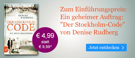 Zum Einführungspreis bei eBook.de: Der Stockholm-Code - Die erste Begegnung von Denise Rudberg