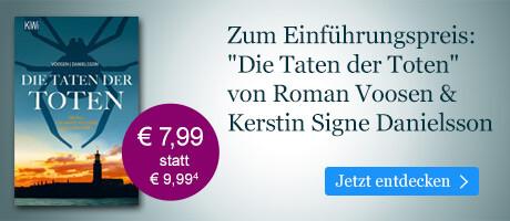 Zum Einführungspreis bei eBook.de: Die Taten der Toten von Roman Voosen, Kerstin Signe Danielsson