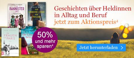 Starke Frauen: Geschichten über Heldinnen in Alltag und Beruf jetzt zum Aktionspreis bei eBook.de