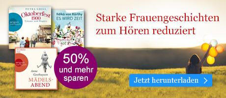 Frauen sind einfach vielfältig! Starke Frauengeschichten zum Hören reduziert bei eBook.de