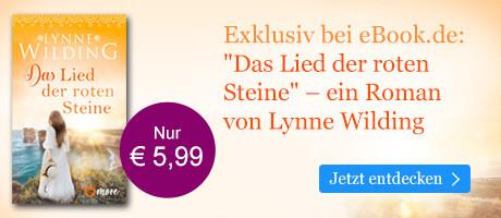 Exklusiv bei eBook.de:  Das Lied der roten Steine von Lynne Wilding