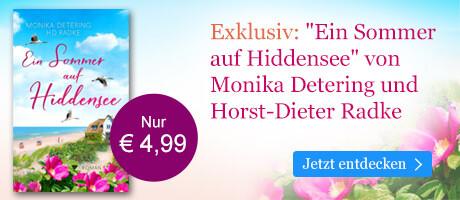 Exklusiv bei eBook.de: Ein Sommer auf Hiddensee von Horst-Dieter Radke und Monika Detering