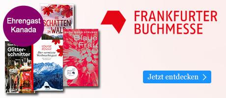 Die besten Neuheiten zur Frankfurter Buchmesse 2021 bei eBook.de