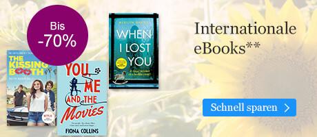 Internationale eBooks reduziert