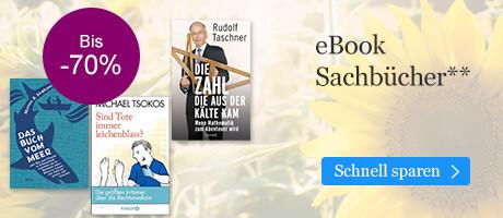 Sachbuch eBooks reduziert