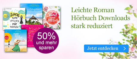 Leichte Roman Hörbuch Downloads reduziert bei eBook.de