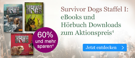 Survivor Dogs Staffel I: eBooks und Hörbuch Downloads zum Aktionspreis bei eBook.de