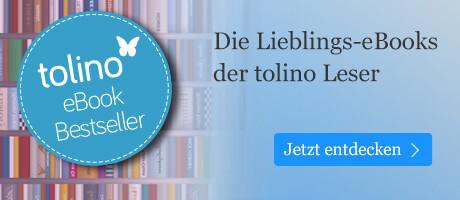Die tolino eBook Bestseller bei eBook.de