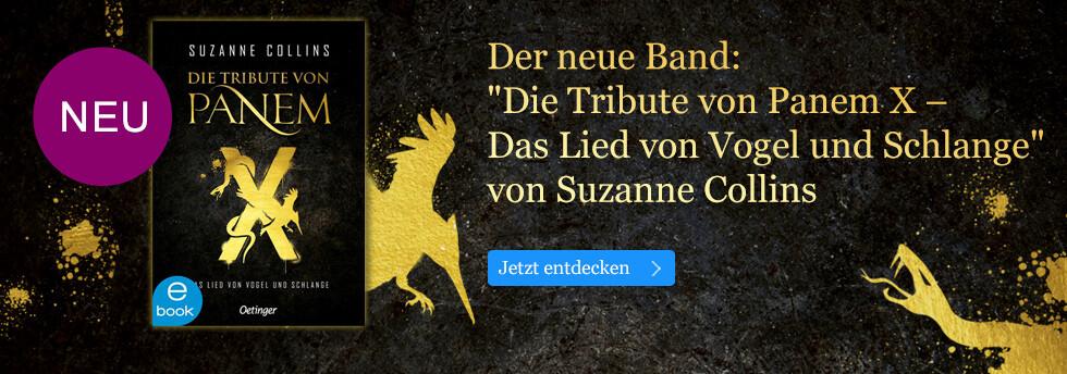 Neu: Die Tribute von Panem - Das Lied von Vogel und Schlange bei eBook.de