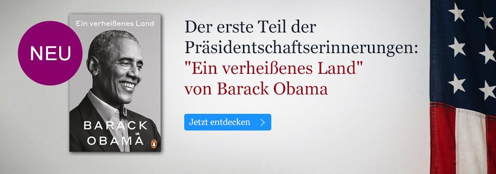 Ein verheißenes Land von Barack Obama bei eBook.de