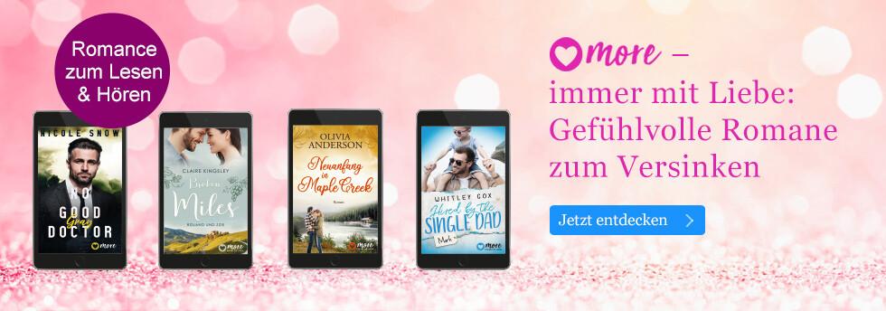 eBooks von more - immer mit Liebe bei eBook.de