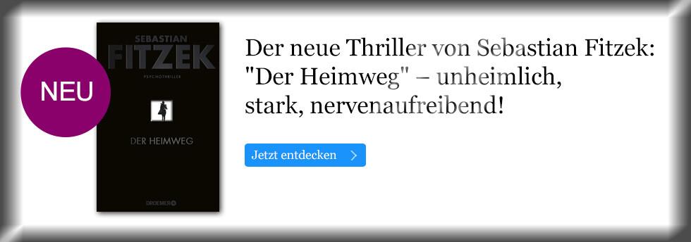 Der Heimweg von Sebastian Fitzek bei eBook.de