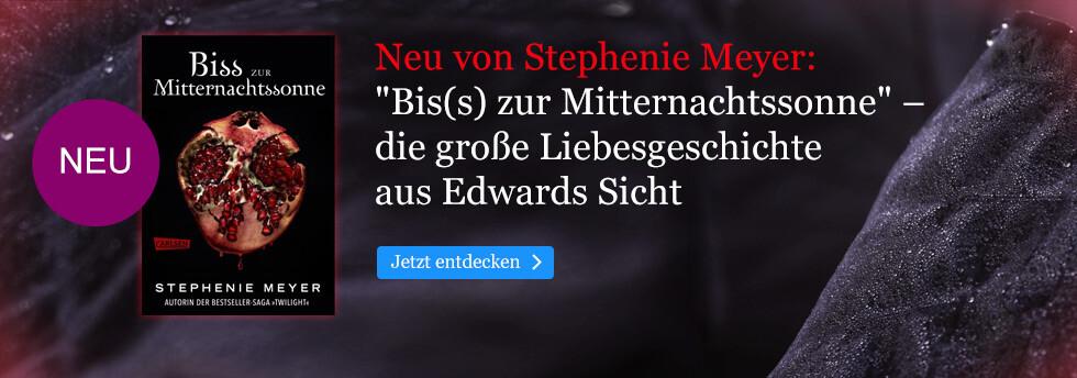 Biss zur Mitternachtssonne von von Stephenie Meyer