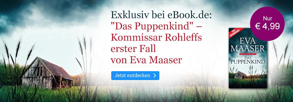 Exklusiv bei eBook.de: Das Puppenkind von Eva Maaser