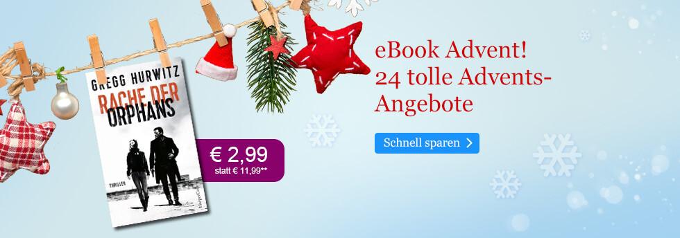 Der eBook.de Adventskalender am 12. Dezember