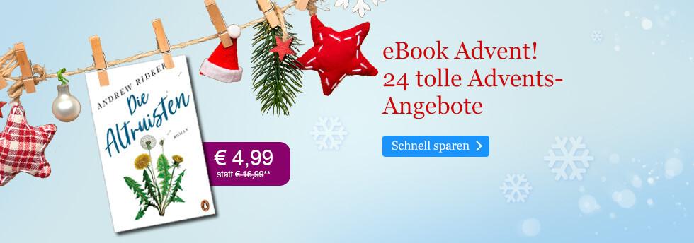 Der eBook.de Adventskalender am 16. Dezember