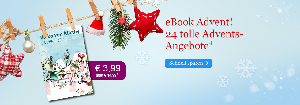 Der eBook.de Adventskalender 2020