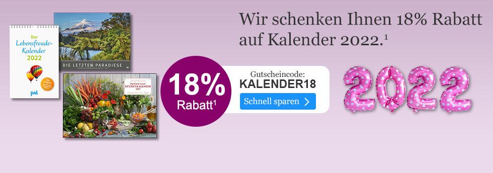 18% sparen auf Kalender bei eBook.de