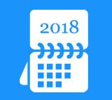 Jetzt Kalender für 2017 sichern
