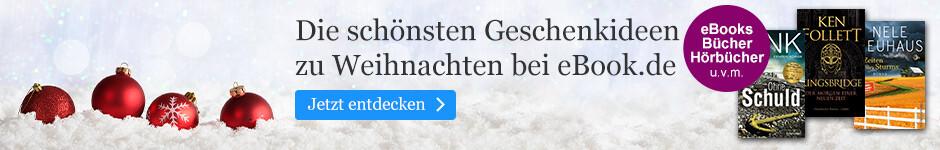 Weihnachten bei eBook.de: Die schönsten Geschenkideen