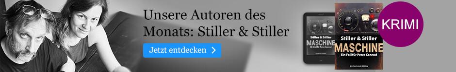 Stiller & Stiller - unsere Autoren des Monats